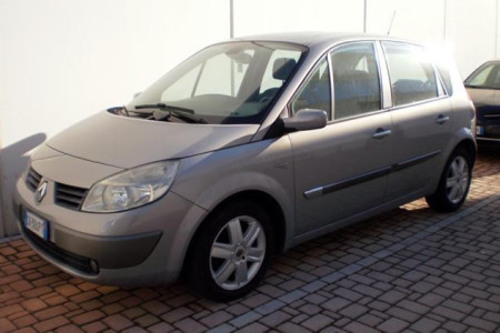 Renault Scenic 1.5 dci Luxe (dynamique) 105cv