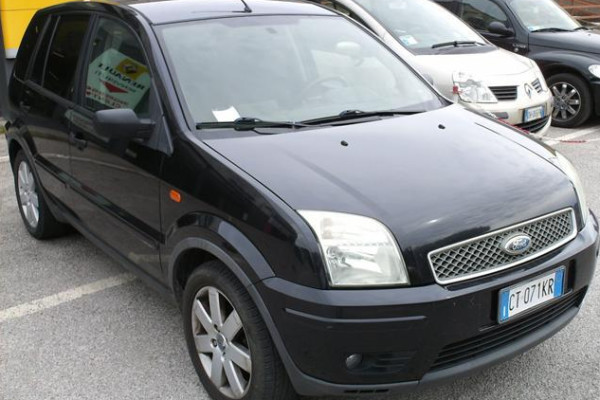 Ford Fusion 1.4 tdci Collection